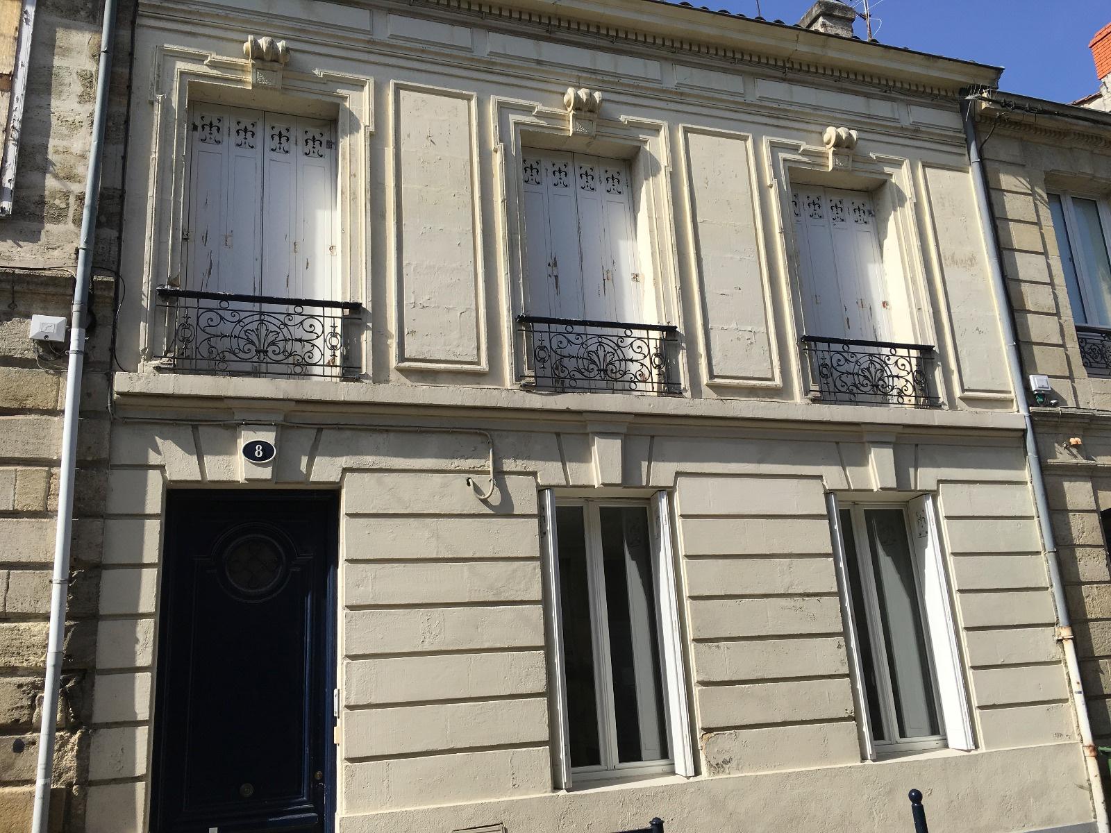 Offres de location Maison Bordeaux 33000